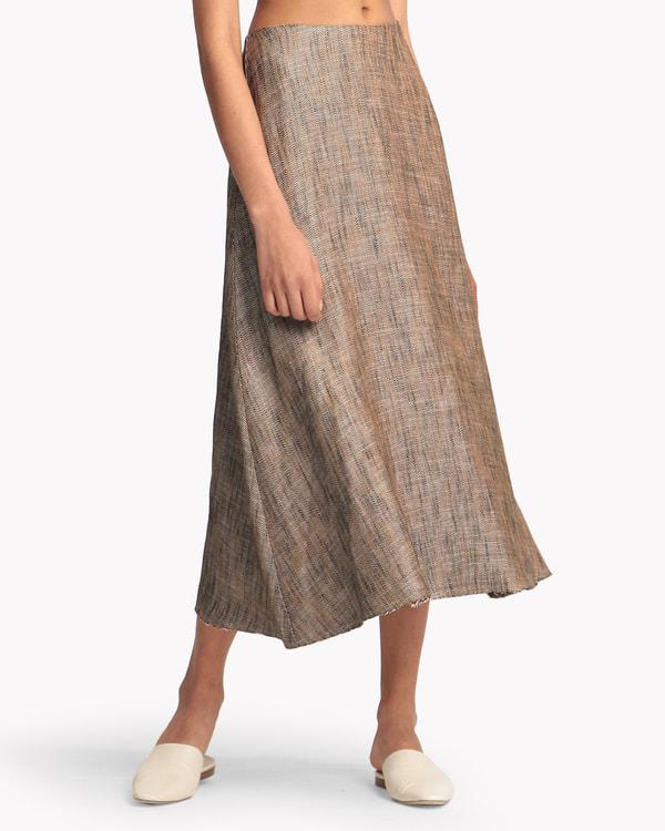 【Theory】Abstract Chevron Volume Skirt