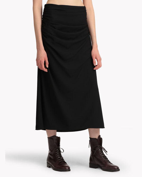 【Theory】Shallow GGT Twisted Skirt