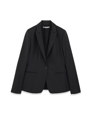 <Theory セオリー>送料無料Executive Bergman2 ピークドラペルを採用した、スタイリッシュなデザインのテーラードジャケット。