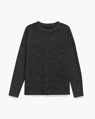 <Theory> 送料無料 Cashmere Relaxed Drop Shoulder PO C