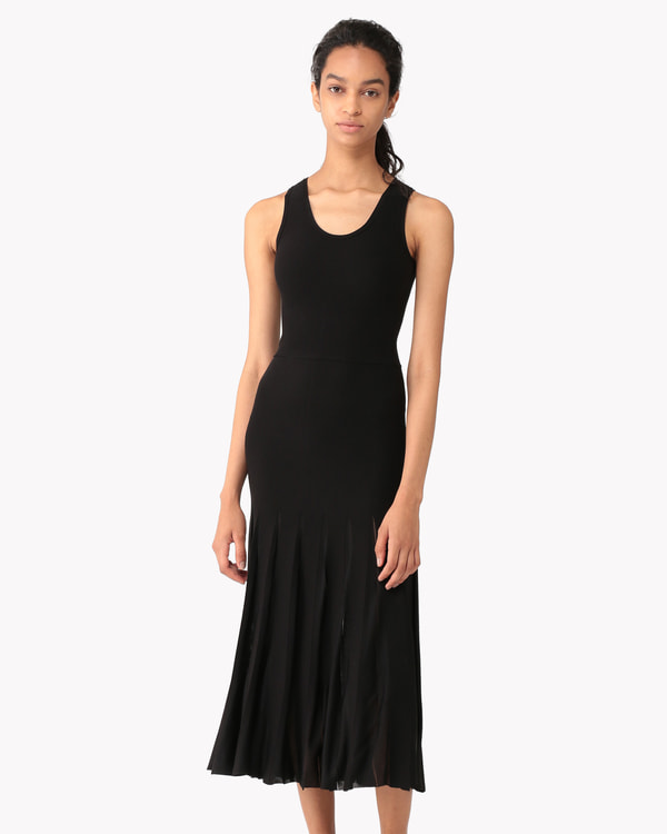 a32aa7fe12 Prosecco Pleated Tank Dress | Theory [セオリー] 公式通販サイト
