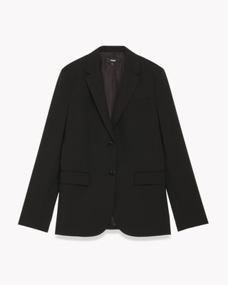 <Theory> 送料無料 Travel Wool Classic Blazer