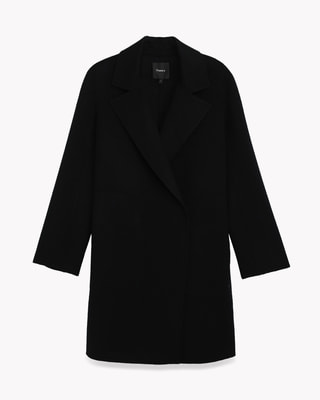 <Theory> 送料無料 New Divide Luxe Boy Coat