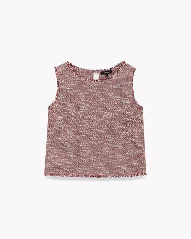 Crepe Chine Shirt Chine ブラウス
