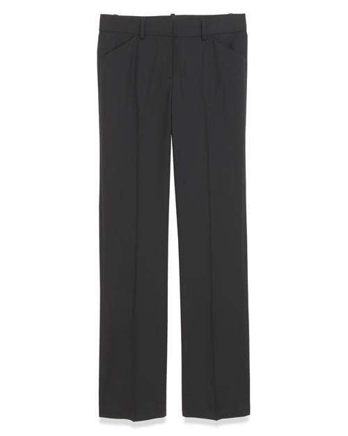 送料無料 ストレートなラインと、抑え目なフレアがハンサムなパンツ Tailor Custom Max2
