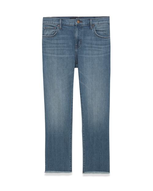 送料無料 【J BRAND for theory】フリンジをプラスした裾デザインが新鮮なデニムパンツ J BRAND Tyler W Fray
