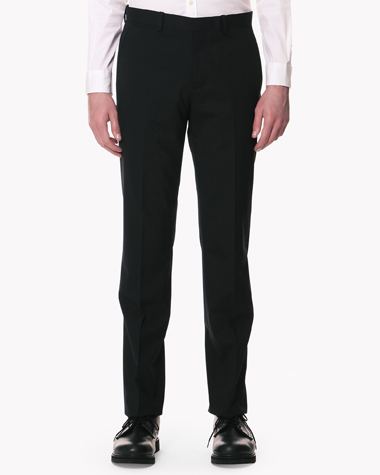 <Theory> 送料無料 すっきりとしたシルエットの定番パンツ New Tailor Marlo U A