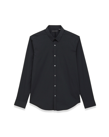 <Theory> 送料無料 基本中の基本アイテムと言える、ベーシックなドレスシャツ Luxe Zack PS A