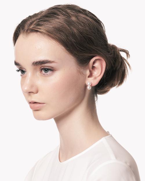 【Theory】Saskia Diez Pearlpop Earrings