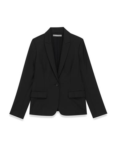 <Theory> 送料無料 【新色ライトグレー登場】定番のテーラードジャケットをよりコンパクトなシルエットにアップデート Executive Bergman3