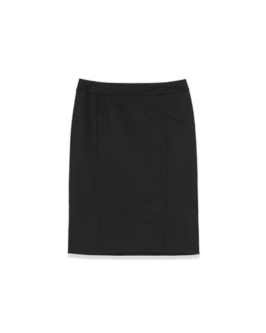 <Theory> 送料無料 【新色チャコール登場】シンプルなタイトスカート Executive Vevila