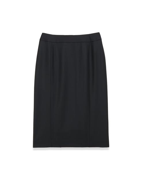 <Theory> 送料無料 【新色チャコール登場】定番のスカートが、よりストレートなラインになって登場 Executive Vevila L