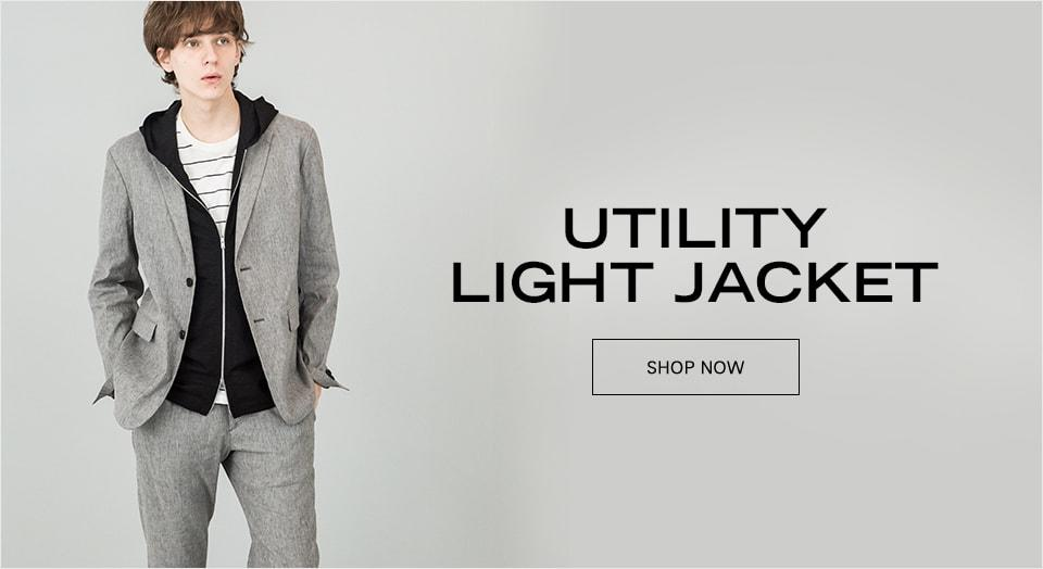 UTILITY LIGHT JACKET