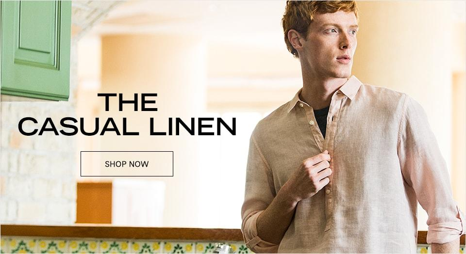 THE CASUAL LINEN