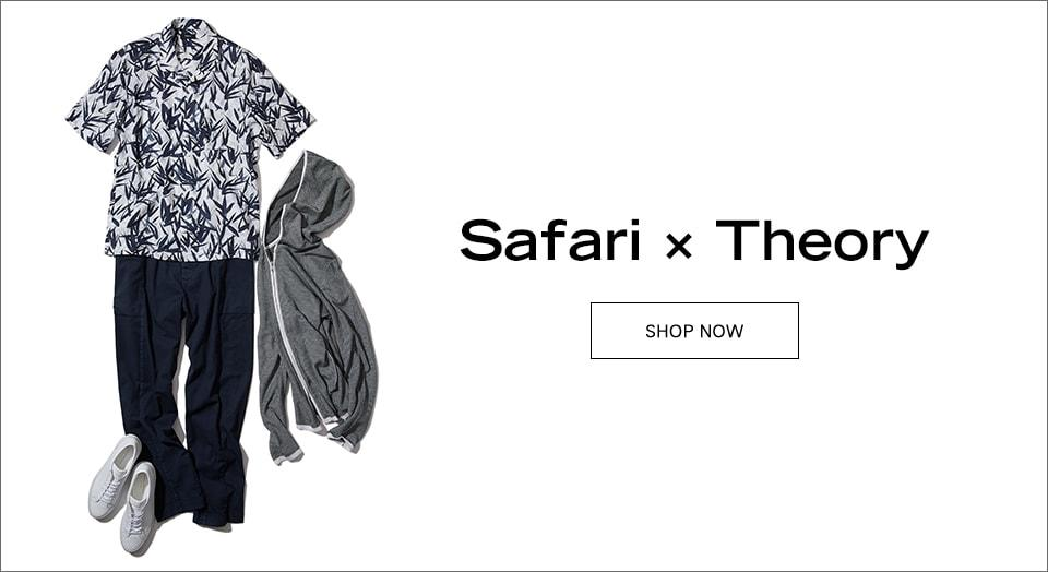 Safari × Theory