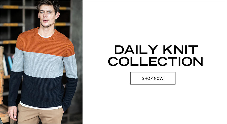 DAILY KNIT COLLECTION