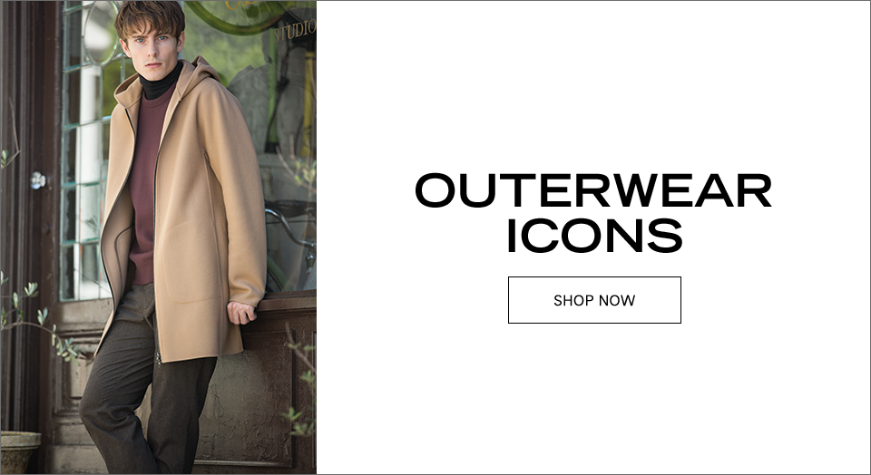OUTERWEAR ICONS