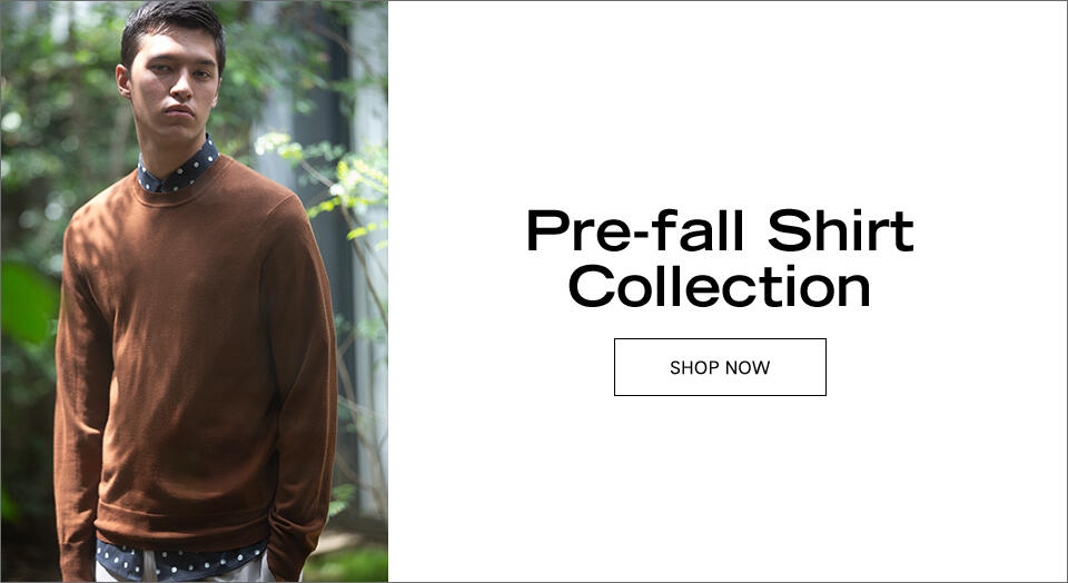 Pre-fall Shirt Collection