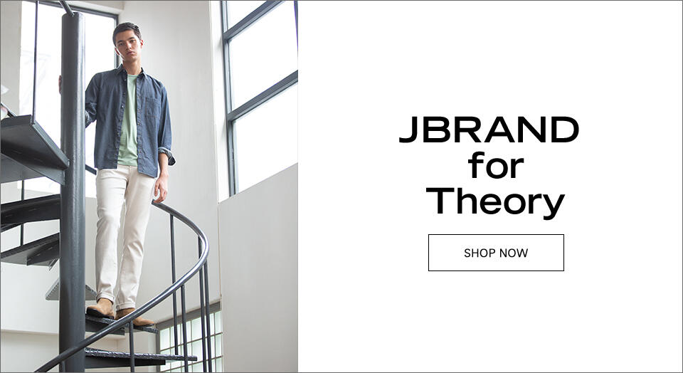 J BRAND for Theory