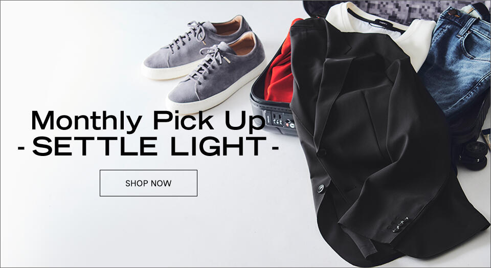 Monthly Pick Up - SETTLE  LIGHT -