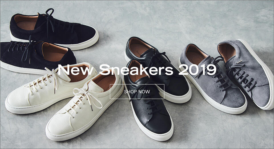 New Sneakers 2019