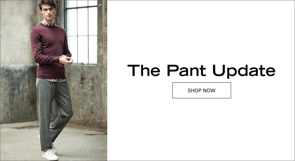 The Pant Update