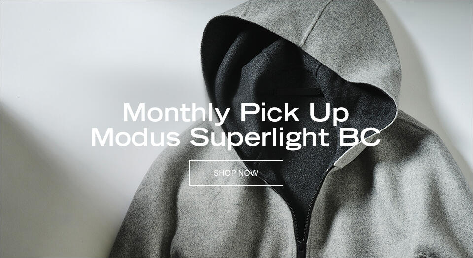 Monthly Pick Up - Modus Superlight BC -