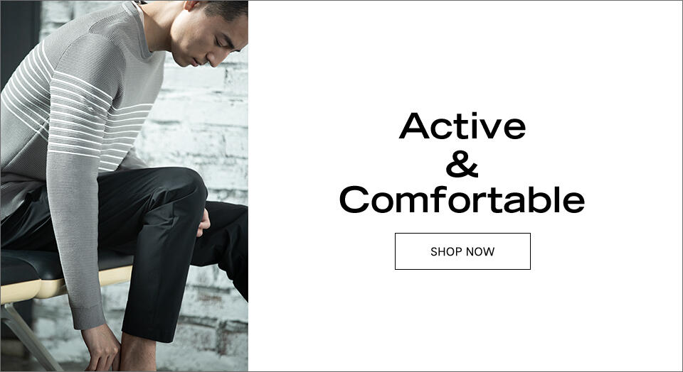 Active & Comfortable