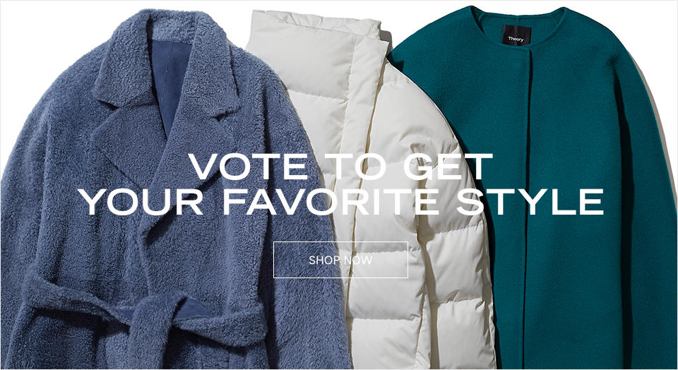 Vote to Get Your Favorite Style