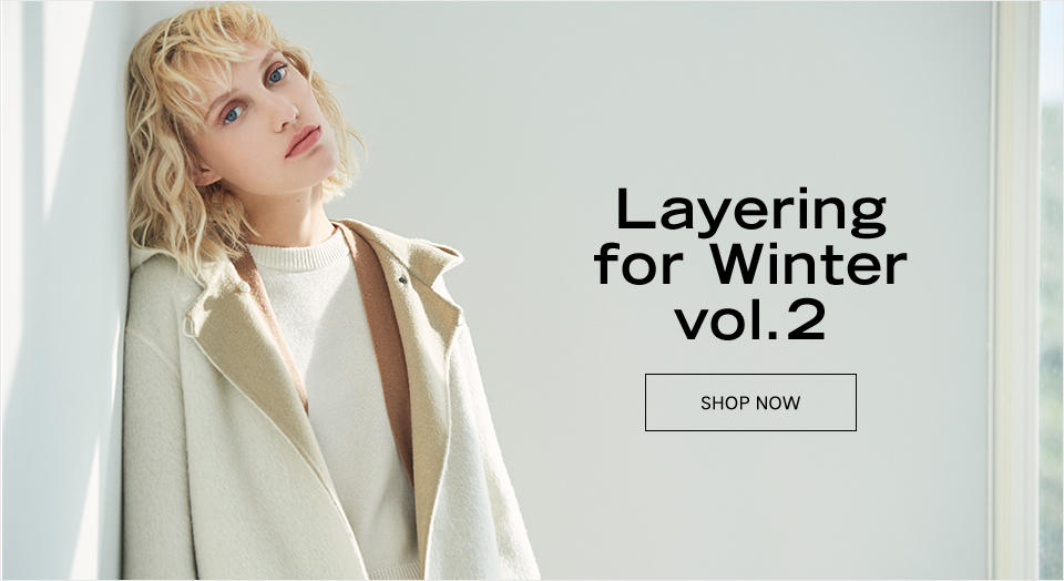 Layering for Winter vol.2