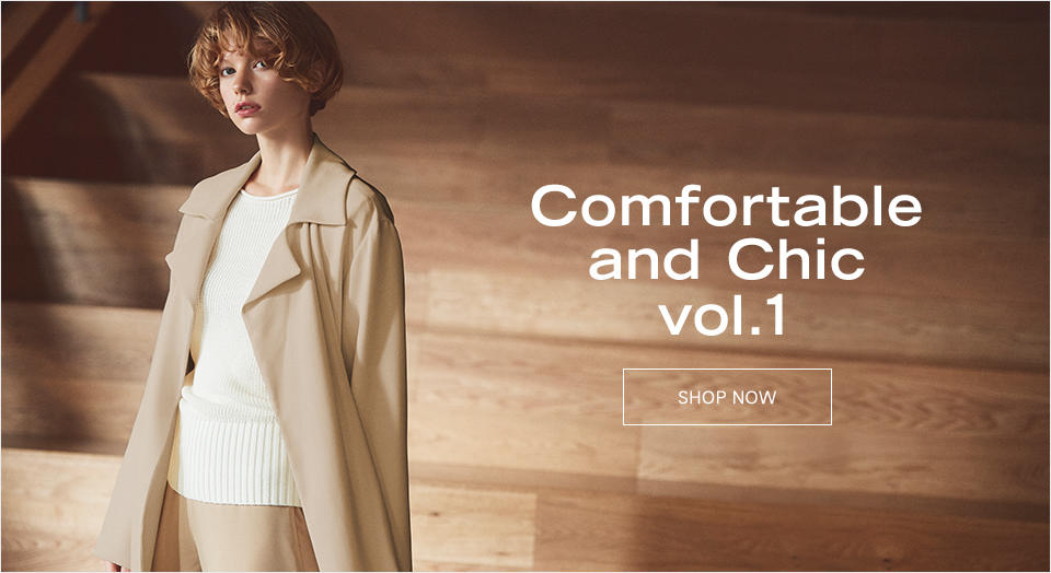 Comfortable and Chic vol.1