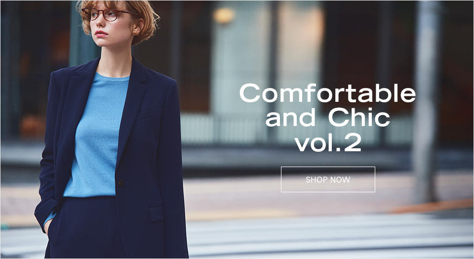 Comfortable and Chic vol.2