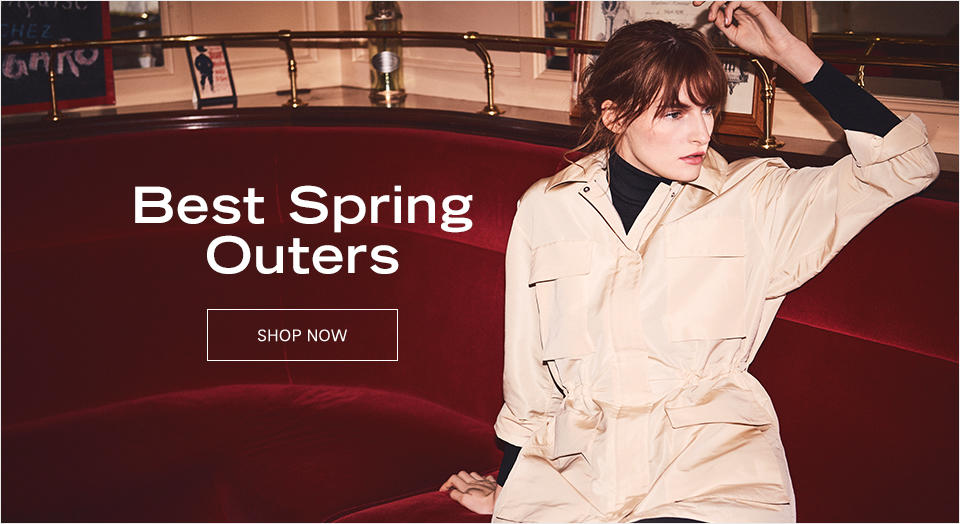 Best Spring Outers
