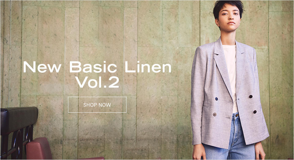 New Basic Linen vol.2