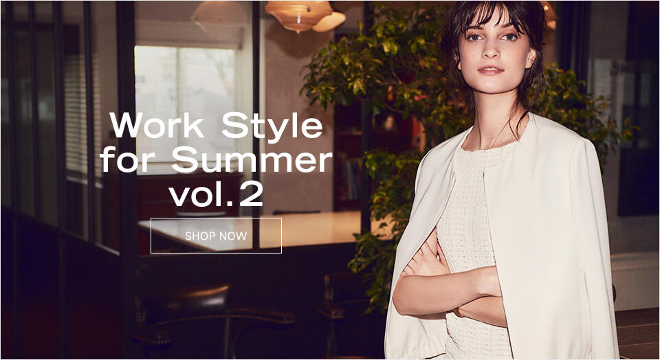 Work Style for Summer vol.2