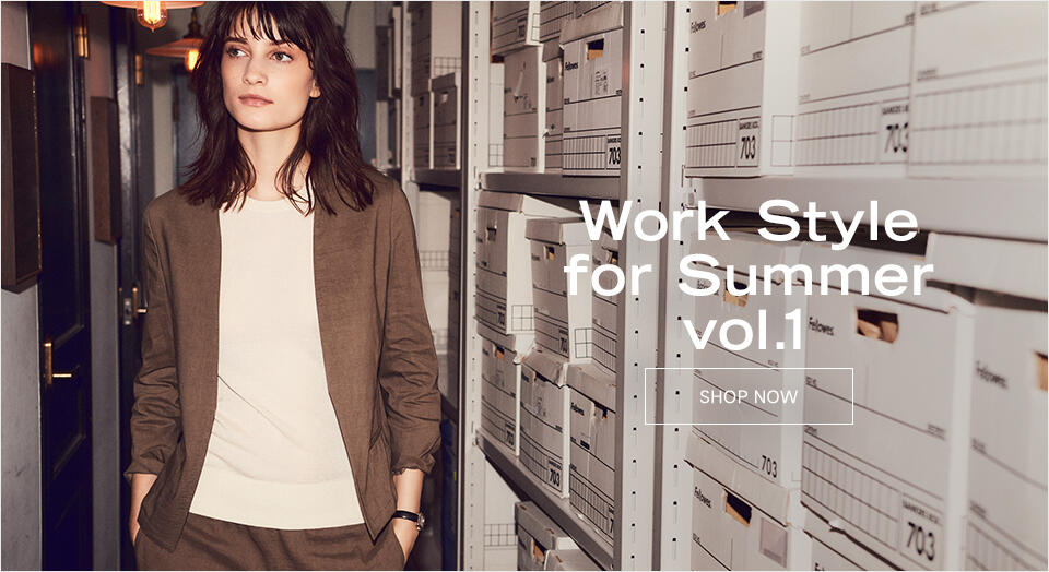Work Style for Summer vol.1