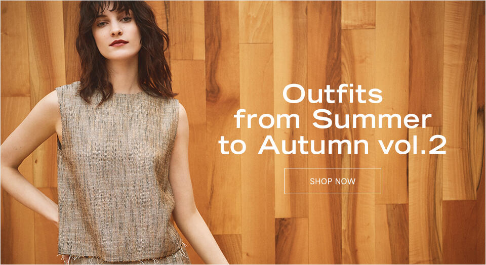 Outfits from Summer to Autumn vol.2