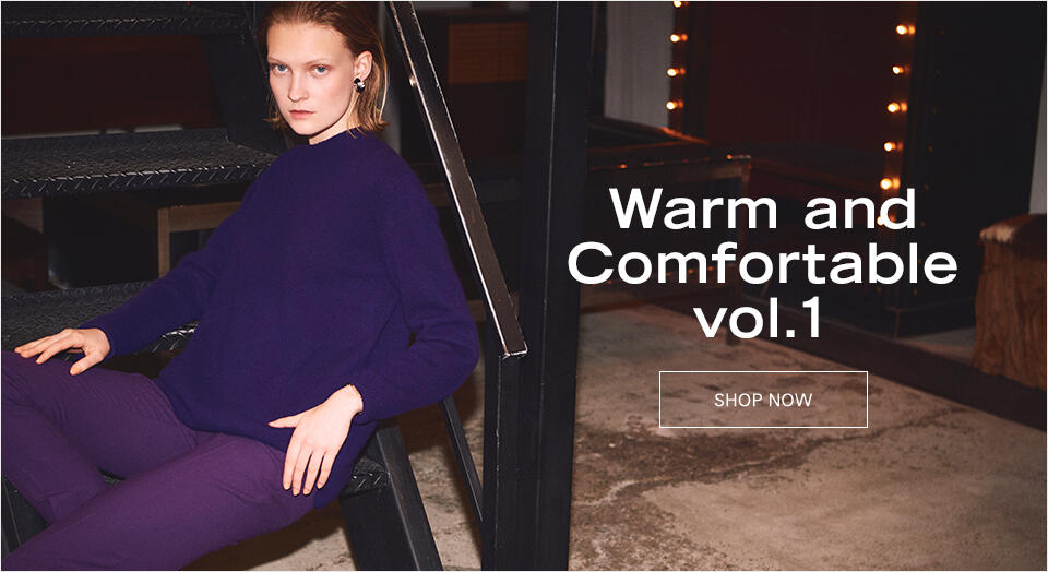 Warm and Comfortable vol.1