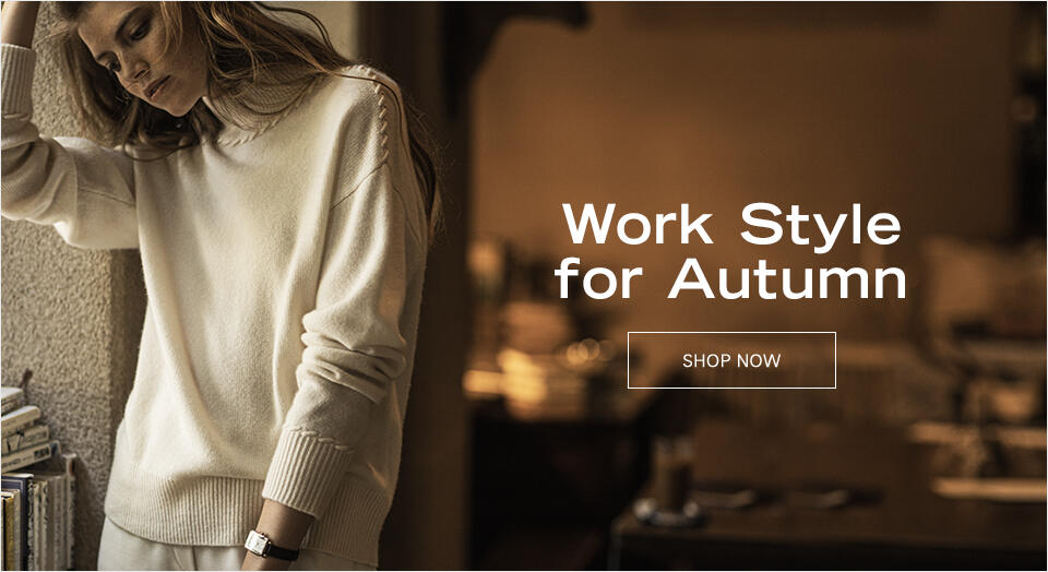 Work Style for Autumn