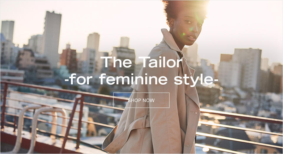 The Tailor -for feminine style-